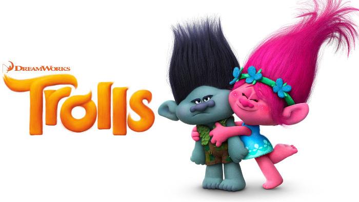 Cine Biblioteca exibe Trolls na quarta-feira