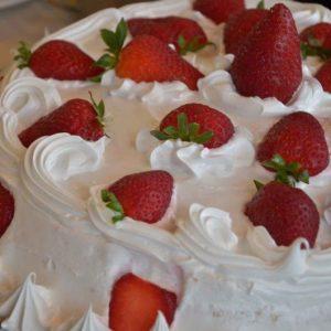 Padaria e Confeitaria juh pane bolo decorado