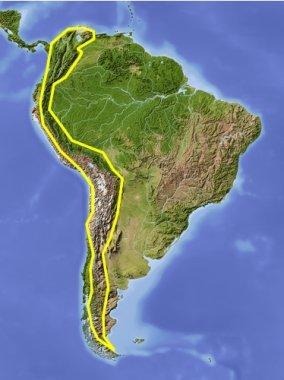 Cordilheira dos Andes nova odessa fatos e eventos (9)