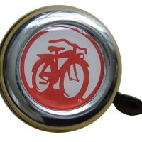 New Belgium Beer Fat Tire Logo Bicycle Bike Bell Ringer