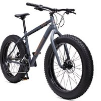 "SE Bicycles FatE Fat Tire Bicycle, Matte Grey, 19""/Large"