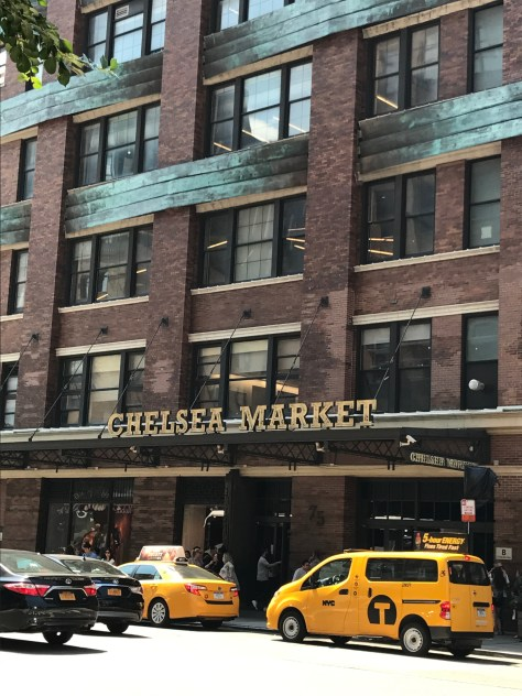 Chelsea Market | Fat Witch Blog