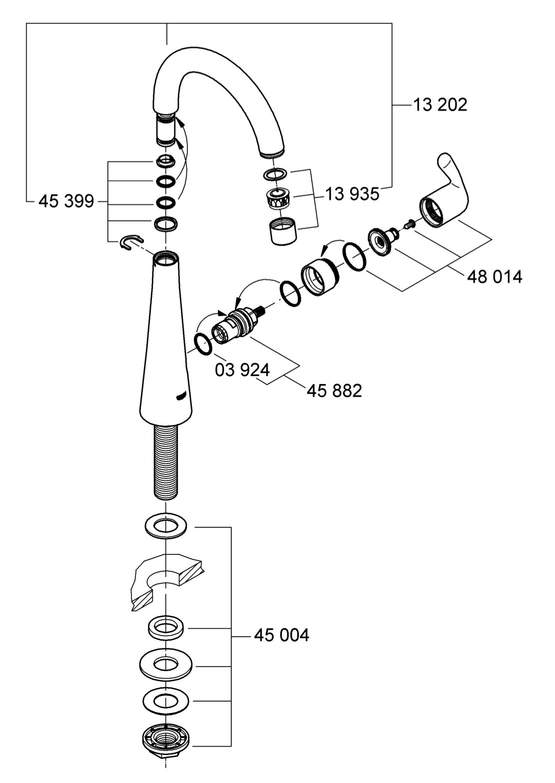 Grohe Shower Faucet Manual