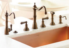 rohl kitchen sinks and kitchen