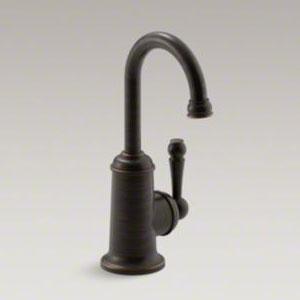 kohler k 6666 2bz wellspring traditional beverage faucet oil rubbed bronze