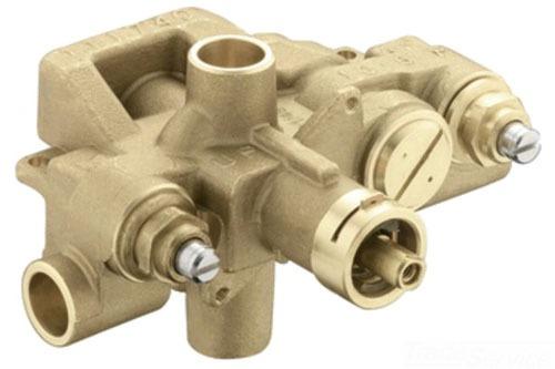 moen 63170 single handle tub shower valve