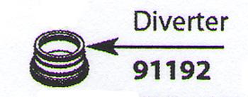 moen 91192 replacement diverter