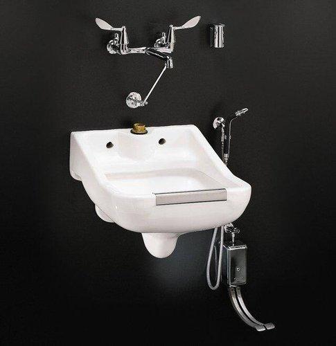 kohler k 12867 0 camerton service sink white
