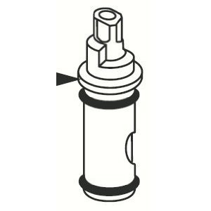 moen 1248 replacement cartridge for two handle faucet