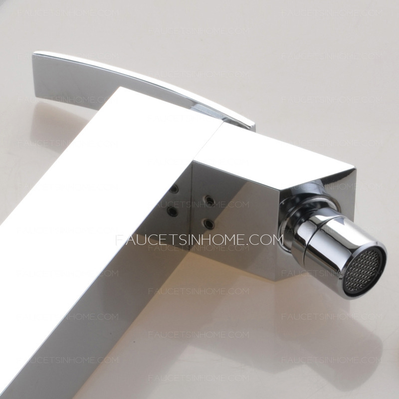 square shape top bathroom faucet brands