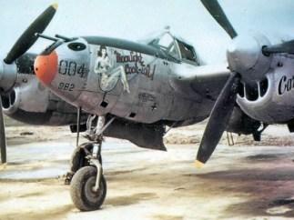 P 38 G IO-LO. (seule une étude poussée sur les pièces pourra déterminer le type de P 38)