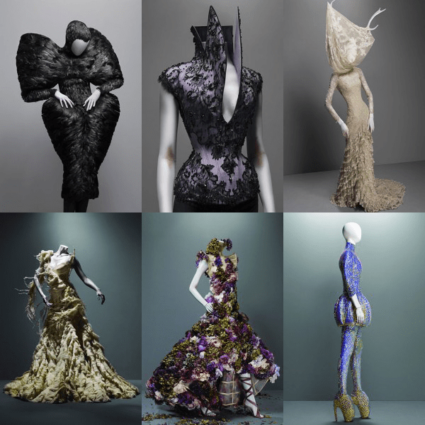 """cfd98760f7eb Exhibition  """"Alexander McQueen  Savage Beauty"""" – FAULT Magazine"""