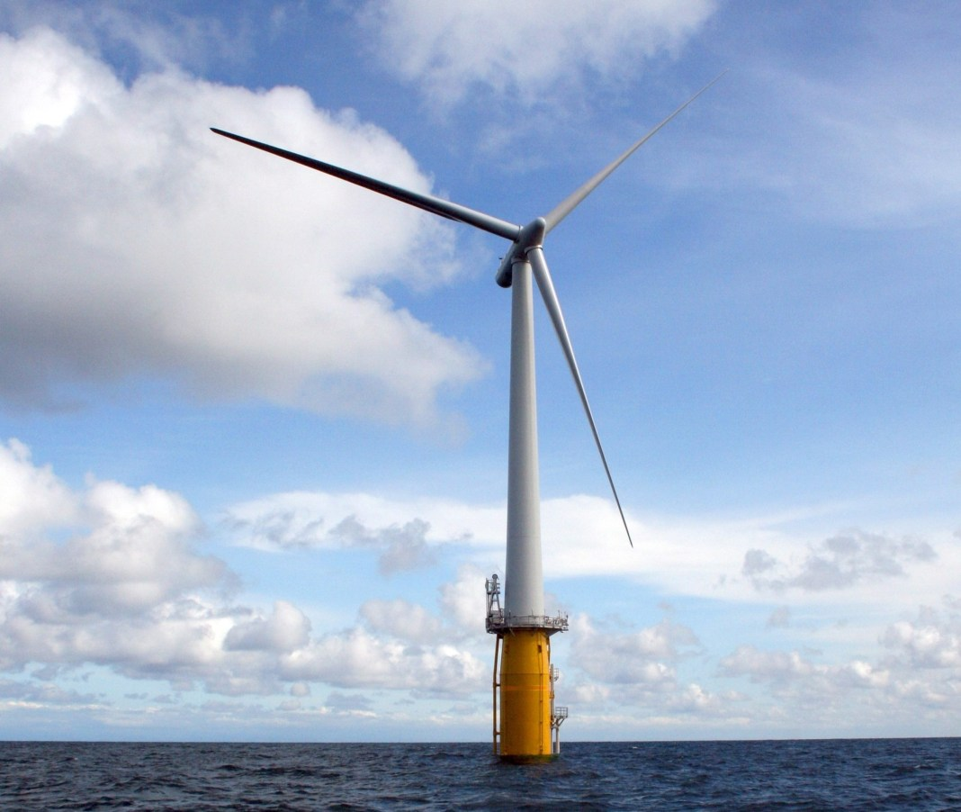 vindkraft vindmølle statoil vindturbiner