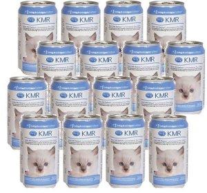 Pet Ag KMR Lait Liquide replacer 226,8gram canettes (lot de 24)