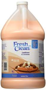 LAMBERT KAY Fresh N 'Clean Après-shampoing, concentré de 15: 1Gallon Taille, Fresh Clean Parfum floral