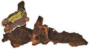 Zoo Med africain Mopani Wood, grande