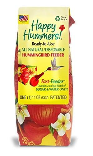 Eznectar Happy Hummers. rapide Feeder