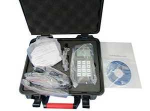 Portable rebond Leeb testeur de dureté, compteur Mh180