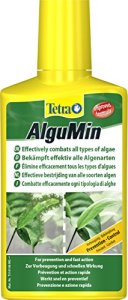TETRA AlguMin – Anti Algue pour Aquarium – 250ml