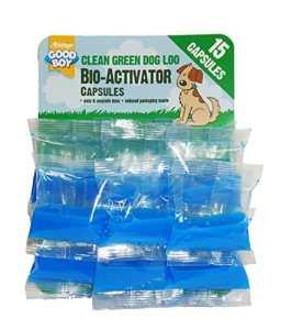 Armitage Good Boy Bio Activator Dog Loo Solution Refill 15 Capsules by Armitage