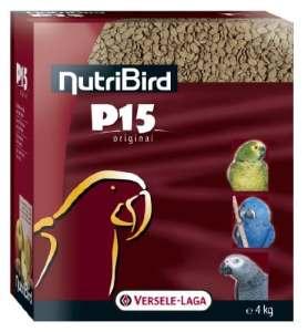 Alimentation NutriBird P15 Original Versele Laga pour oiseaux Sac 4 kg