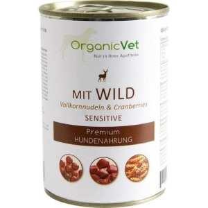 Boîtes Alimentaire Chien Sensitive sauvages 400g