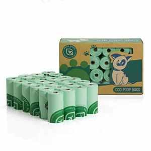 Green Machine à 100% Compost Chien Sacs à déjections Canines 7360 Sacs , biodégradables Sacs à déjections Canines