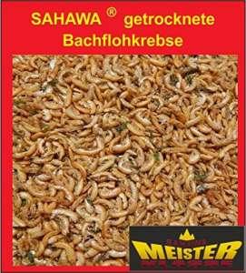 sahawa® _ BACH flohk rebse, Gammarus séchées pour les poissons, les tortues, rongeurs, oiseaux, poissons de bassin