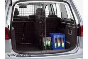 VW Trenngitter Sharan 2011> für 5-Sitzer/Keine M-ausstattung nötig – 7N0017221B
