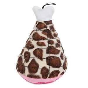 ZOOBILEE Girafe Mighty Meaties Jouets en peluche, petite