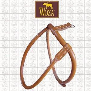 Harnais Chow-Chow Premium woza Taille 70plein cuir cuir de vachette fabriqué à la main Harness
