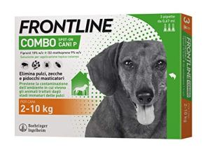 Frontline Combo Cani (2-10Kg)