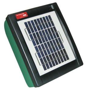 Sun Power S550 – Electrificateur Solaire S550 – Vert – 0.55 Joules