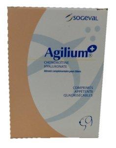 Agilium «»Soutien Articulaire»» Pour Chien / Sogeval – Boite de 30 Cprs