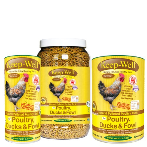 Verm-X Keep-Well for all Poultry, 750 g