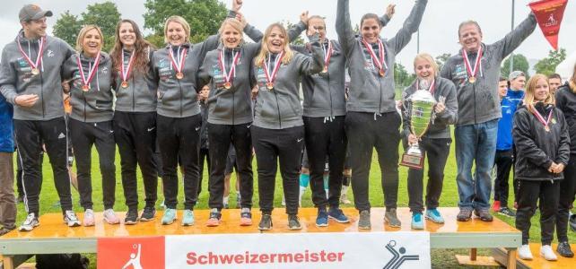 Faustball Final4 2019: Finale Frauen – TSV Jona vs. FB Neuendorf – 3:0 (12:10/11:8/11:5)