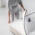 ECO-DE Deluxe Alpes Massager – Matelas massant en mousse viscoélastique muni de 8ou 16moteurs Hauteur 28/30cm Housse amovible et lavableTélécommande Disponible dans toutes les tailles 180×200