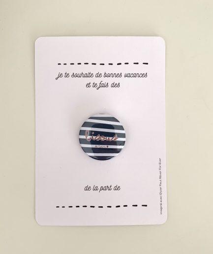 bisous-de-loin-mariniere-bleu-cadeau-maitresse-faut-rever-for-ever