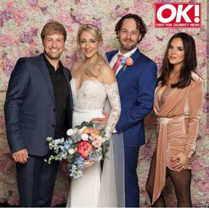 OK! Magazine Wedding