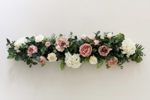 Faux Garland Hire