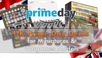 UK Easter 2019 Deals for Miniatures, Wargames Models & Hobby