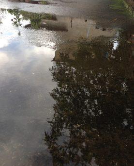 heavy rain home damages