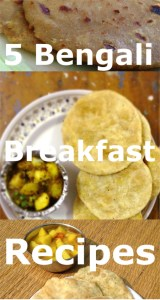 5 bengali breakfast recipes