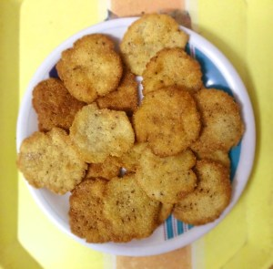 Namkeen mathri snack recipe