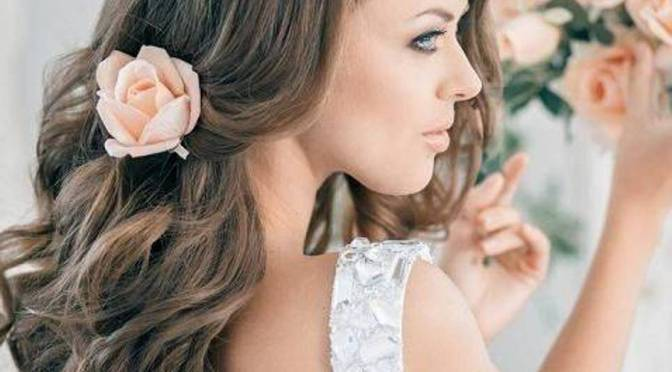 Best Curly Wedding Hairstyles For Brides