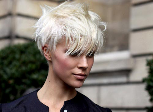 Gorgeous Undercut Hairstyles for Girls