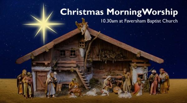 Christmas Morning Worship 2018