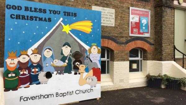 Faversham Nativity