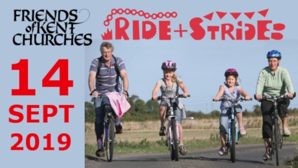 Ride and Stride 2019