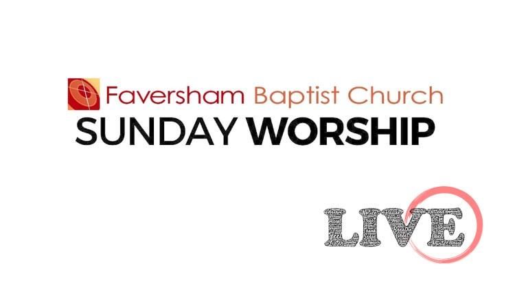 Sunday Worship 13 September 2020